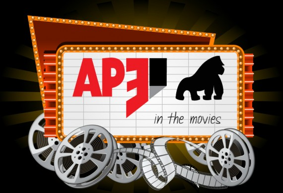 ape in the movies