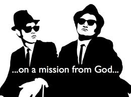 mission from God